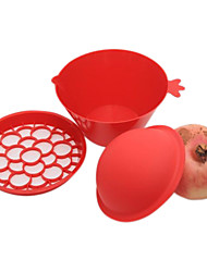 grenade piqûres arilles de graines outil de suppression gadget cuisine épluche originale 16 * 16 * 9 cm