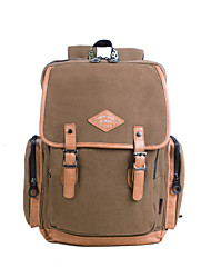 13'' Fashion Bag Canvas Backpack Travel Bag Computer Bag