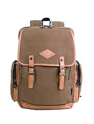 Sacchetto di modo borsa del computer borsa da viaggio di tela zaino 13 ''