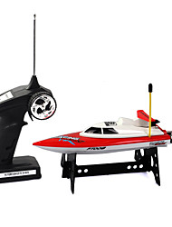 GPTOYS FT008 RC Boat Remote Control Boats 2CH High Speed RC Toys