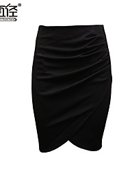 Women's Sexy Pencil Skirt Plus Size