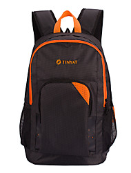 TINYAT Casual Simple Men Schoolback/lightweight protect Straps lap top backpack T106