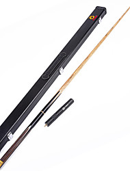 3/4 Jointed  Handmade snooker Cue stick  O'min brand  victory billiard cue+Cue Case