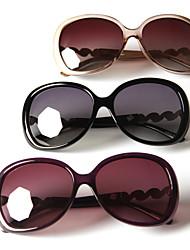3 PCS LianSan 100% UV400 Set Polarized Women's Oversized Sunglasses