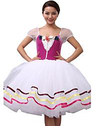 Vestidos (Morado oscuro , Chinlon/Nylón/Tul/Terciopelo , Ballet) - Ballet - para Mujer/Niños