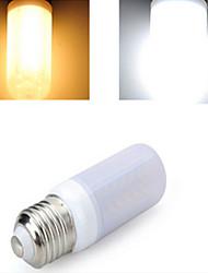 E26/E27 LED лампы типа Корн T 48LED SMD 5730 1600 lm Тёплый белый / Холодный белый AC 220-240 V 1 шт.