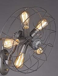 Lampade a candela da parete/Lampade da lettura da parete - Rustico - DI Metallo