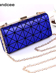 Handcee® Women Fashion PU Clutch Bag Elegance Evening Bag
