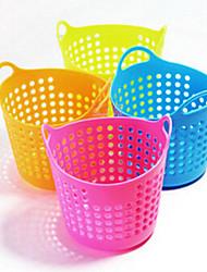 Creative Home Furnishing Mini Desktop Mesh Storage Basket Organizer Boxes (Ranodm Color)