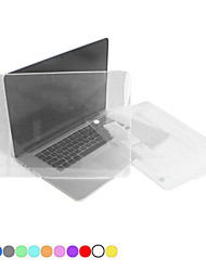 "Protective Polycarbonate Translucent Full Body Crystal Case for MacBook Pro 13.3"" with Retina Display"