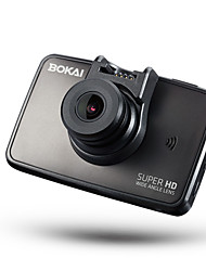 BOKAI Car DVR  3.0 inch HDR 1920 x 1080 160 DegreeFull HD/Video Out/G-Sensor/Motion Detection/Wide