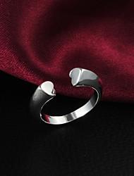 Damen Ringe Silber Silber