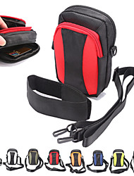 Universal Cross Color Multifunction Mountaineering Bags for iphone4/4S 5/5S  6 5C(Assorted Colors)