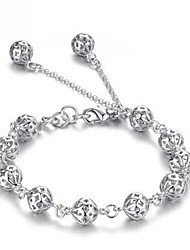 Oya Women's Silver-Plated All Matching Leisure Bracelet