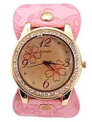 Women's Fashion watch Gold Dial Cool Watches Unique Watches Wrist Watch
