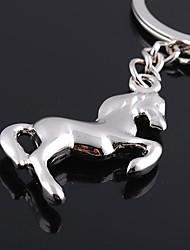 portachiavi cavallo moda keychain casuale unisex della lega