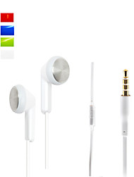 WEIDE® WD015 headphones earphones Wired In Ear With Microphone for Media Player/Tablet/Mobile Phone/Computer/MP3MP4