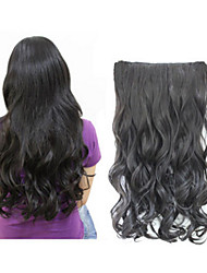 Fashion One Piece Long Curl/Curly/Wavy Hair Extension