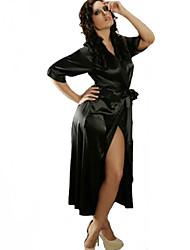 Women Chiffon Spandex Robes Nightwear