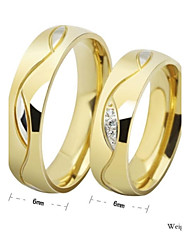 Classic Unisex As Picture Diamond Couple Rings(As Picture) Promis rings for couples