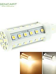 1 kpl G24 9.0 W 48 SMD 5050 800-900 LM Lämmin valkoinen/Kylmä valkoinen Koristeltu Maissilamput AC 85-265 V