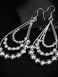 Cookies Women's Fashion 925 Silvering Earrings