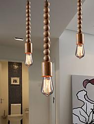 maishang® rétro corde de chanvre lustre de style rétro des pays 1 de la lampe