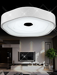 Flush Mounted LED/ Modern/Night light/ Living Room/Dining Room/Kids Room/White+Natrual White+Warm White Color