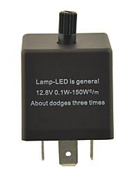 cf13kt voiture condenseur réglable dispositif / flasher pour led (DC11 ~ ~ 0,02 15v 20a)