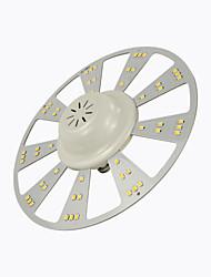 9W Потолочный светильник 45 SMD 2835 900 lm Тёплый белый / Холодный белый Декоративная AC 85-265 V 1 шт.