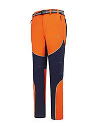 PantalonesImpermeable/Transpirable/Aislado/Resistente a los UV/Secado rápido/Resistente a la lluvia/Cremallera impermeable/A prueba de