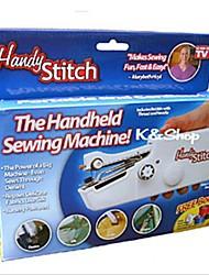 handy ponto handheld protable máquina de costura e sem fio 22 * 5 * 10 centímetros