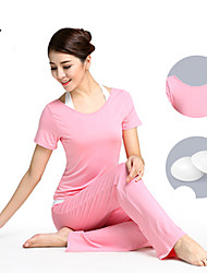 Yoga Clothes Suit 2015 Spring New Female Yoga Clothes Dance Clothes Fitness+10143