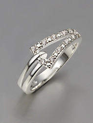 abc Mode 925 Silber Schmuck-Branche verkauft exquisite ring