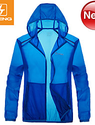 Outdoor Sports New Ultra-thin Breathable Sun Protection Clothing UV Skin Clothes Man