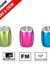Besteye® Mini Portable Bluetooth Speaker Wireless for Iphone/Samsung/iPad/PC/MP3/MP4 Aluminum Speaker