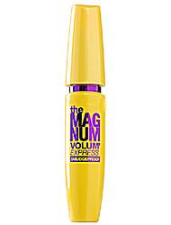 9.2ml imperméable allongement de fibre extension de cils curling mascara avec la brosse du secteur
