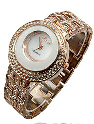 New Women Rhinestone Watches Lost Brand Watch Fashion Diamond Watches Women Jewelly Clock