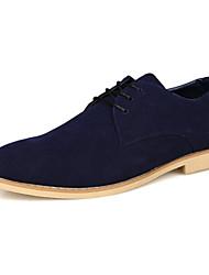 Men's Shoes Casual Oxfords Black/Blue/White