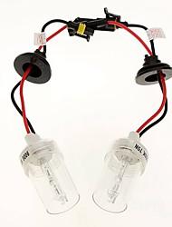 Car 9006 75W 6000K HID Xenon Headlight Light Lamp Bulb (2PCS)