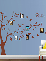 Wall Stickers Wall Decals,The Tree Of Pictures PVC Wall Stickers