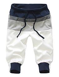 2013 весной и летом новый приход краситель матч полоса случайные спортивные брюки спортивные брюки моды WP21