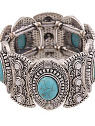 Bracelet - en Alliage/Strass - Soirée/Tous les jours - Bracelet
