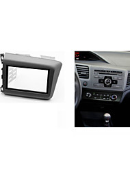 Car Radio Fascia for HONDA Civic Sedan 2011+ (Only for Left Wheel)