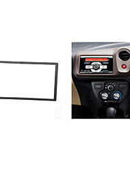 coche fascia radio para honda brio 2011+ kit del panel salpicadero tablero dvd cd estéreo guarnecido