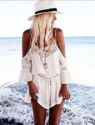 Mono ( Gasa )- Playa/Casual Mujer