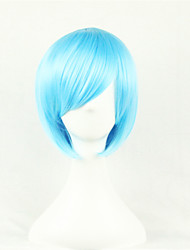 Cosplay Wig/New/Anime COS  Sky Water Blue Hair Wigs