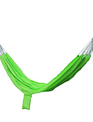 Bump Outdoor Leisure Hammock Parachute Cloth Double Hammock Lightweight Breathable Camping Adult AT6716