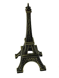 Home Furnishing Decoration Paris Metal Model Eiffel Tower 10cm