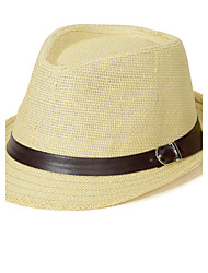 Men Basketwork Hats With Special Occasion/Casual/Outdoor Headpiece(More Colors)